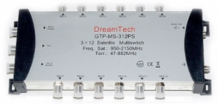 Мультисвич Dream Tech ms-312 3x12